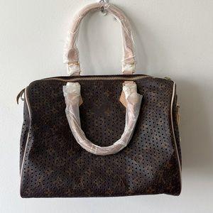Louis Vuitton hole-punch purse